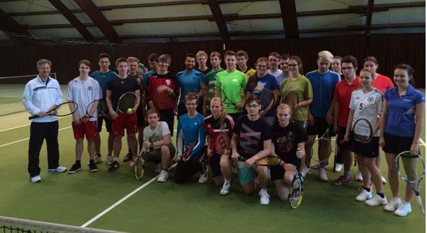 Projekt-Tennis